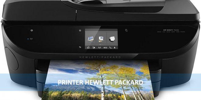 printer Hewlett Packard
