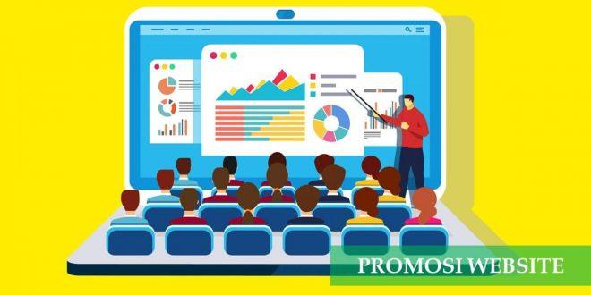 promosi website