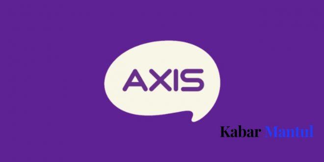 Cara aktifkan paket internet AXIS suka-suka